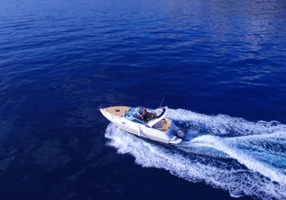 250HP Cruiser - 8m long